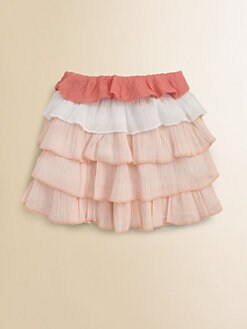 Egg Baby - Toddler's & Little Girl's Tiered Skirt