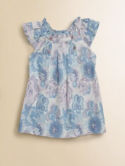 Egg Baby - Toddler's & Little Girl's Voile Top