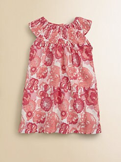 Egg Baby - Toddler's & Little Girl's Floral Print Dress