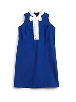 Marni - Toddler's & Little Girl's Contrast-Placket Dress