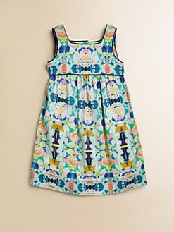 Milly Minis - Toddler's & Little Girl's Kaleidoscope Print Dress
