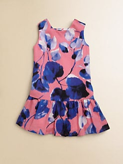 Milly Minis - Toddler's & Little Girl's Ivy Print Dress