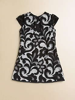 Milly Minis - Toddler's & Little Girl's Magnolia Lace Dress