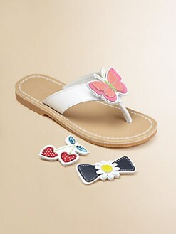 Hartstrings - Toddler's & Girl's Interchangeable Sandals