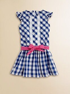 Hartstrings - Toddler's & Little Girl's Plaid Dress