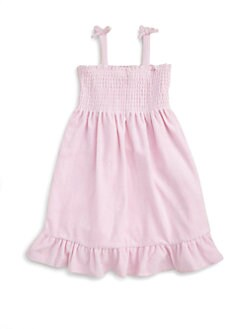 Hartstrings - Toddler's & Little Girl's Smocked Terry Dress