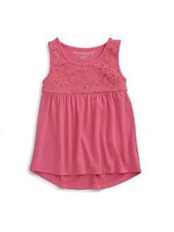 Design History - Toddler's & Little Girl's Lace Tunic
