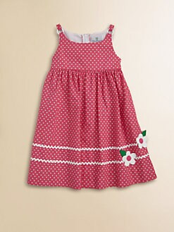 Florence Eiseman - Toddler's & Little Girl's Polka Dot Dress