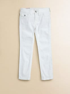 True Religion - Toddler's & Little Girl's Misty Overdye Jeggings