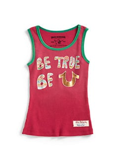 True Religion - Toddler's & Little Girl's