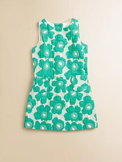 Milly Minis - Toddler's & Little Girl's Poppy Jacquard Shift Dress