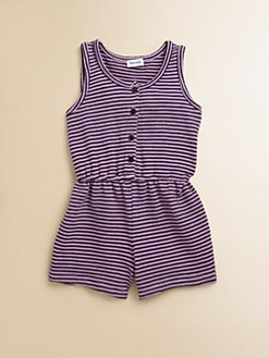 Splendid - Toddler's & Little Girl's Striped Romper