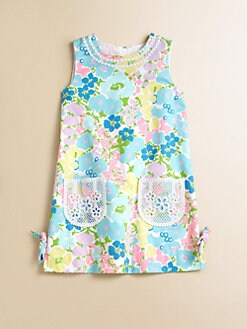 Lilly Pulitzer Kids - Toddler's & Little Girl's Lilly Classic Shift Dress