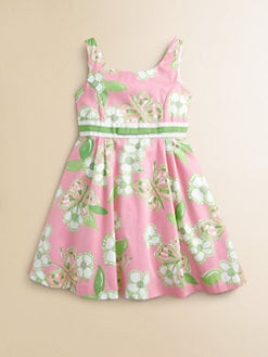 Lilly Pulitzer Kids - Toddler's & Little Girl's Mini Gosling Floral Dress