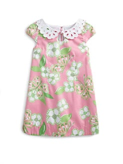 Lilly Pulitzer Kids - Toddler's & Little Girl's Mini Nicci Dress