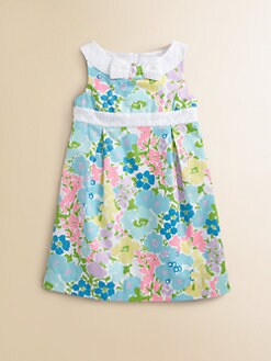 Lilly Pulitzer Kids - Toddler's & Little Girl's Mini Henley Floral Dress