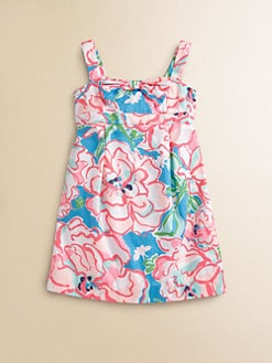 Lilly Pulitzer Kids - Little Girl's Leandra Dress
