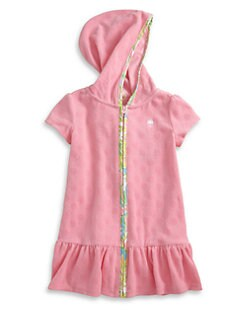 Lilly Pulitzer Kids - Toddler's & Little Girl's Cassine Hooded Cover-Up