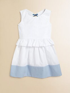 Marie Chantal - Toddler's & Little Girl's Colorblock Dress