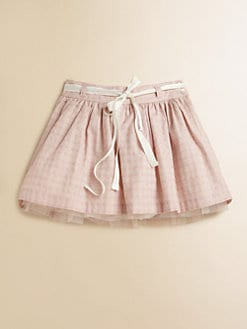 Marie Chantal - Toddler's & Little Girl's Jacquard Skirt