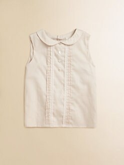 Marie Chantal - Toddler's & Little Girl's Pintucked Blouse