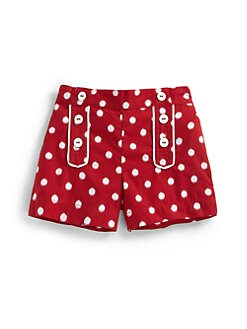 Hartstrings - Toddler's & Little Girl's Dotted Shorts