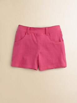 Love U Lots - Toddler's & Little Girl's Knit Shorts