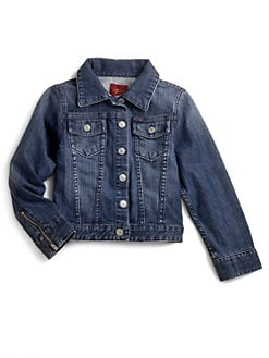7 For All Mankind - Toddler's & Little Girl's Denim Jacket