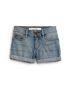 Joe's - Toddler's & Little Girl's Denim Shorts