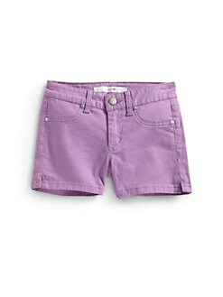 Joe's - Toddler's & Little Girl's Denim Shorts/Lilac