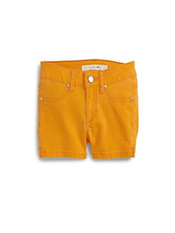 Joe's - Toddler's & Little Girl's Denim Shorts/Tangerine