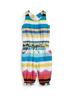 DKNY - Toddler's & Little Girl's Sunrise Romper