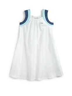 Lacoste - Little Girl's Ombre Voile Dress
