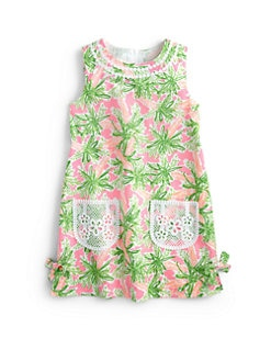 Lilly Pulitzer Kids - Toddler's & Little Girl's Little Lilly Classic Dress
