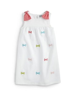 Hartstrings - Toddler's & Little Girl's Ponte Bow Dress