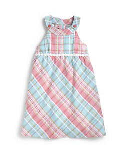 Hartstrings - Toddler's & Little Girl's Plaid Sundress