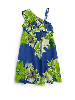 DKNY - Toddler's & Little Girl's Paradise Floral Dress