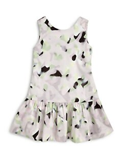 Milly Minis - Toddler's & Little Girl's Emme Seaglass Dress