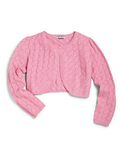 Hartstrings - Toddler's & Little Girl's Shrug Sweater