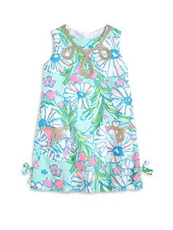 Lilly Pulitzer Kids - Toddler & Little Girl's Little Lilly Classic Shift Dress