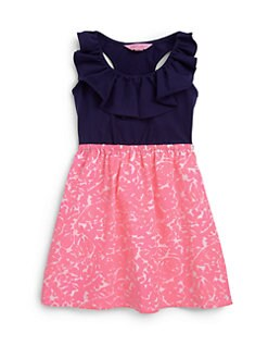 Lilly Pulitzer Kids - Toddler's & Little Girl's Little Lorrane Dress