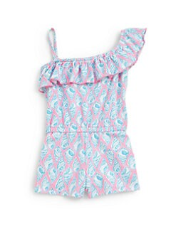 Lilly Pulitzer Kids - Toddler's & Little Girl's Mini Mittie Romper