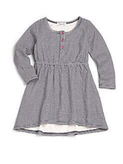 Splendid - Toddler's & Little Girl's Double-Face Stripe Dress
