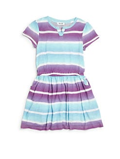 Splendid - Toddler's & Little Girl's Ombre Striped Dress