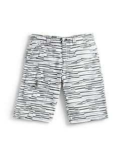 DKNY - Toddler's & Little Boy's Rockaway Shorts