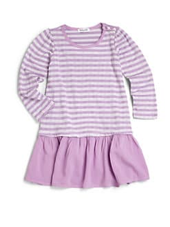 Splendid - Toddler's & Little Girl's Pointelle Stripe Dress