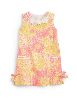 Lilly Pulitzer Kids - Toddler's & Little Girl's Little Lilly Glow-In-The-Dark Shift Dress