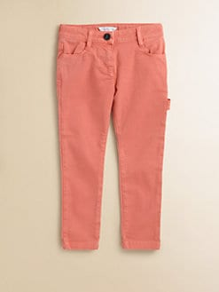 Little Marc Jacobs - Toddler's & Little Girl's Slim Fit Pants