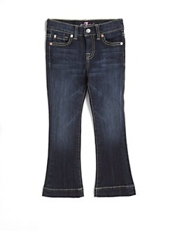 7 For All Mankind - Toddler's & Little Girl's Bootcut Jeans