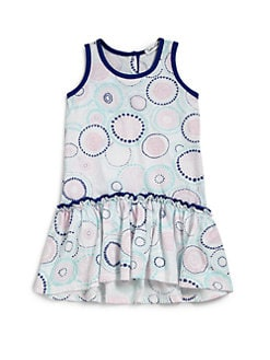 Splendid - Toddler's & Little Girl's Cotton Kaleidoscope Dress